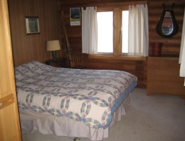 Lodge bedroom 1