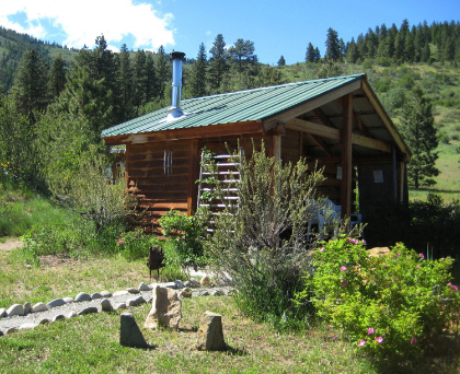 skalitude retreat center sauna