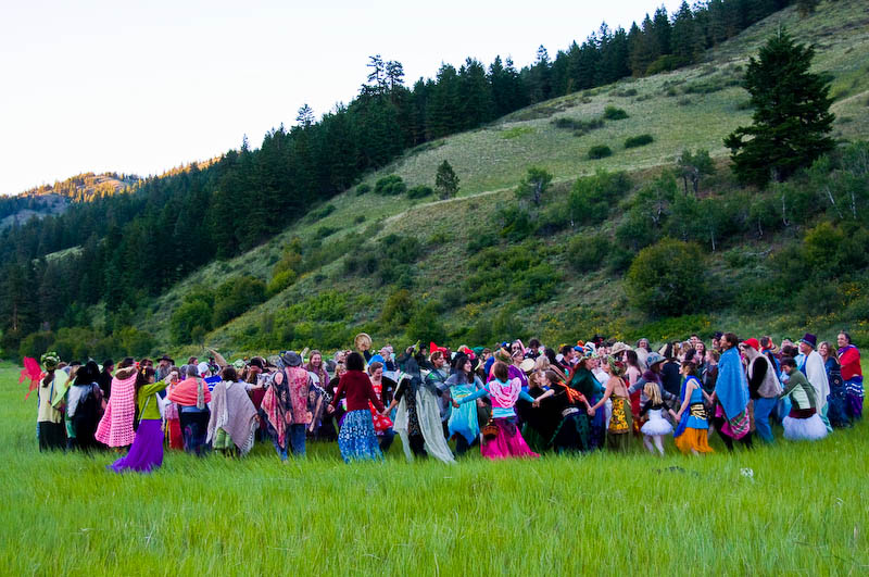 Fairy Congress at Skalitude Retreat