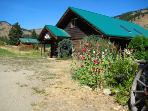 Skalitude Lodge | Twisp Lodging