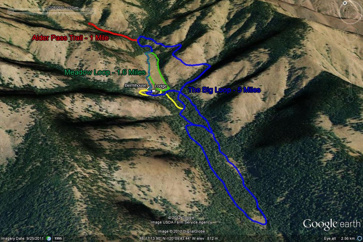 Skalitude Trails
