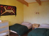 Bermhouse bedroom