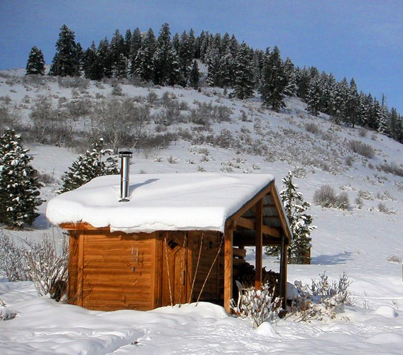 Skalitude Sauna